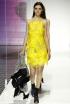 Dior's Patchwork Dress