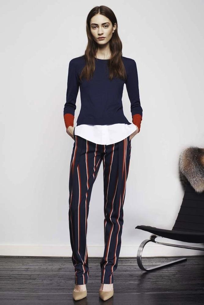 Altuzarra's Striped Trousers