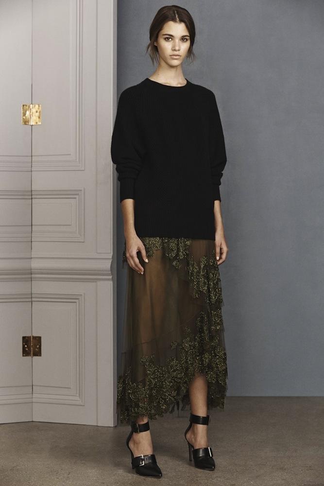Jason Wu's Lace Skirt