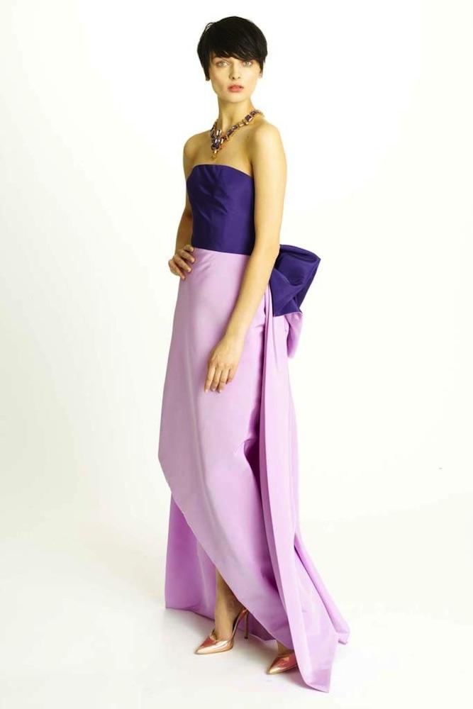Oscar de la Renta's Gown