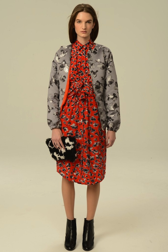 Thakoon's Printed Bomber