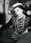 Coco Chanel in Pants, Before Everyone Else