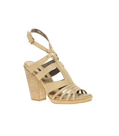 Miista Pris Strap Chunky Heel Sandal
