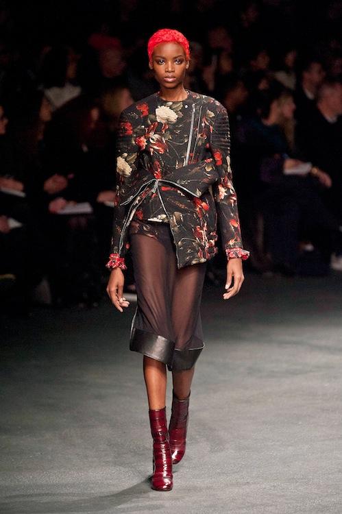 Sheer Dressing (Givenchy)