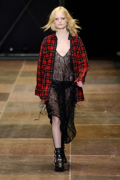 Sheer Dressing (Saint Laurent)