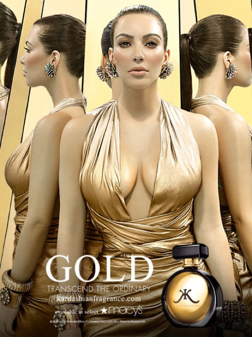 Kim Kardashian Gold Fragrance