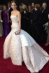 Jennifer Lawrence at the 85th Academy Awards