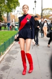 Street Style Chronicles: Paris Fashion Week Spring 2013