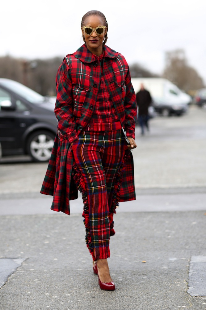 Your Daily Street Style Fix: February 28, 2014