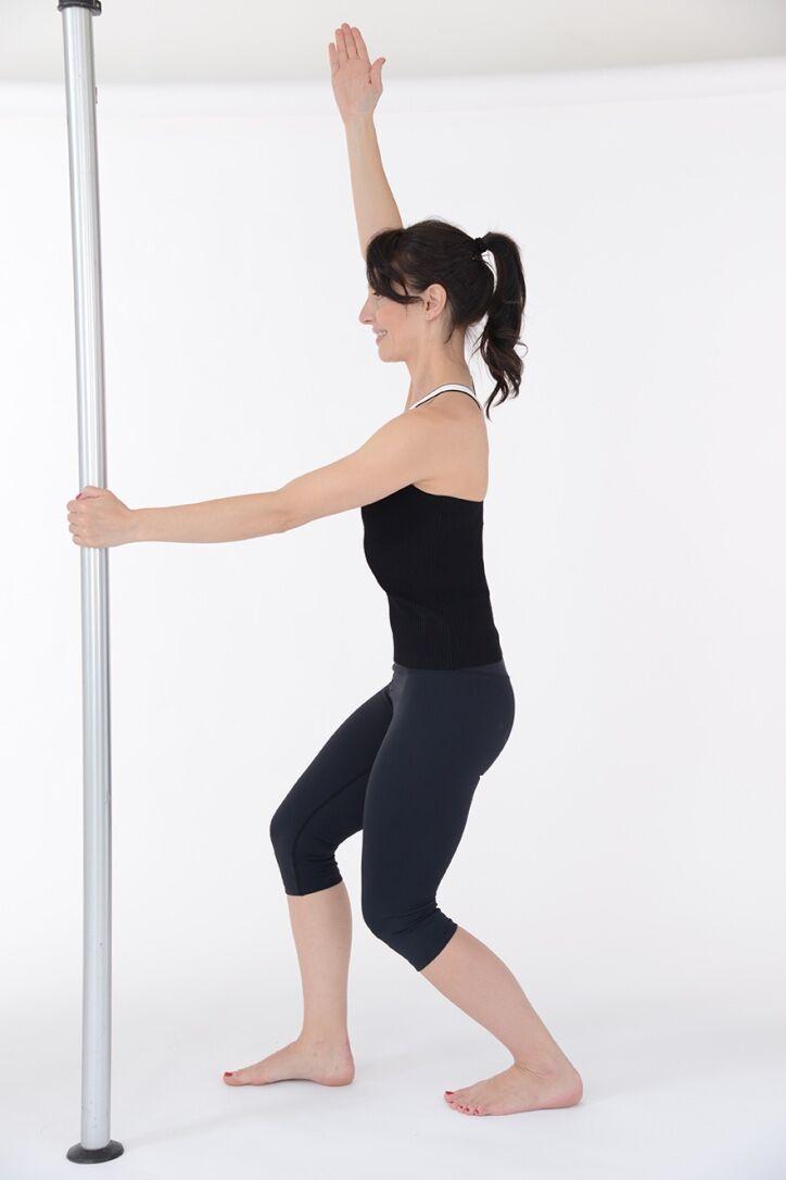 Leg Cramps: Calf Stretches