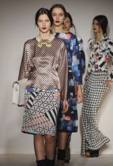 Basso & Brooke Fall 2012 Runway Review