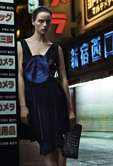 Emporio Armani Goes to Tokyo for Fall 2012 (Forum Buzz)