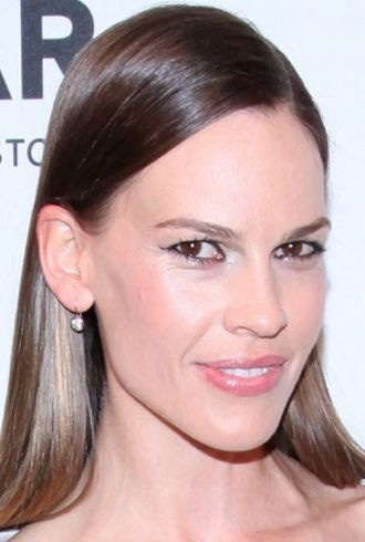 Hilary Swank 3rd Annual amfAR Inspiration Gala New York City cropped