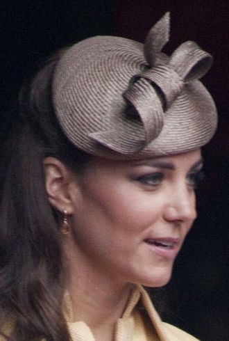 Catherine Duchess of Cambridge St Giles Cathedral Thistle Ceremony Edinburgh cropped
