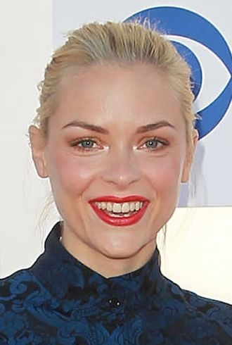 Jaime King CBS Showtime CW Summer 2012 Press Tour Beverly Hills cropped