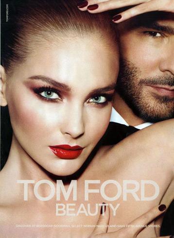 Tom Ford Beauty - Snejana Onopka & Tom Ford by Mert & Marcus
