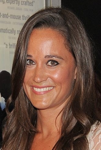 Pippa Middleton premiere of Shadow Dancer London cropped