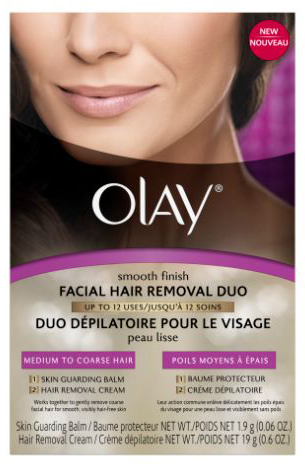 We Tried It Olay Smooth Finish Facial Hair Removal Duo For Medium