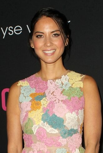 Olivia Munn 8th Annual Pink Party Los Angeles cropped