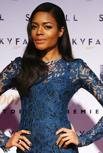 Naomie Harris Skyfall premiere Rome cropped