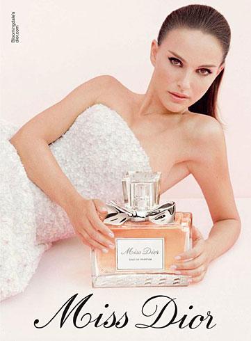Miss Dior Cherie Spring 2013 - Natalie Portman