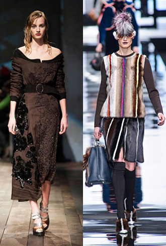 Milan Fashion Week Fall 2013 Hits & Misses