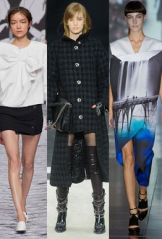 Top 10 Fashion Trends for Fall 2013