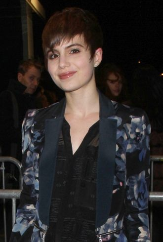 Sami Gayle Premiere of Girl Rising New York City cropped