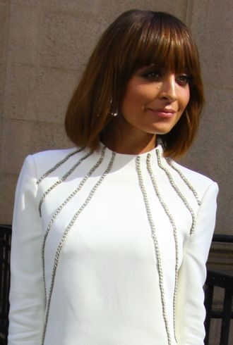 Nicole Richie AOL 2013 Digital Content NewFront New York City cropped