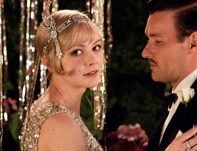 Get The Look The Great Gatsby Beauty Thefashionspot - 20s-makeup