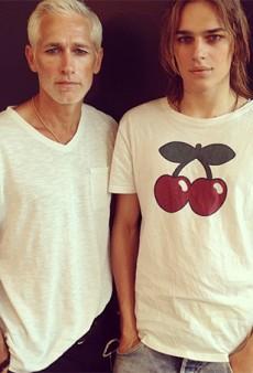 Backstage Diaries: Milan Men's Fashion Week with Wilhelmina's Damien Neva