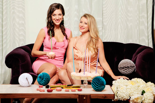 "Christianne Amodio and Lauren ""Lo"" Bosworth of Revelry House"