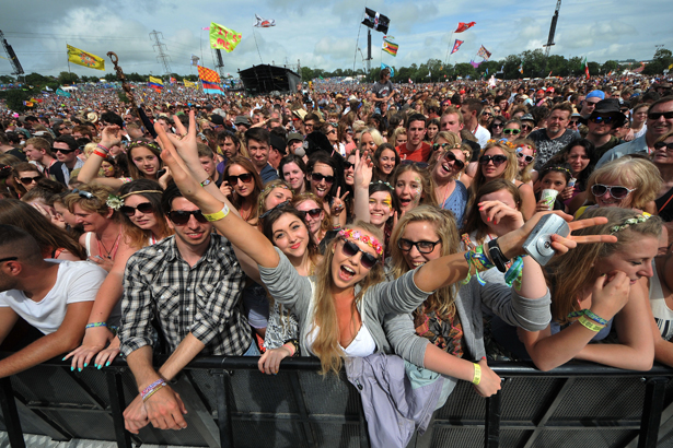 Glastonbury Festival 2013, image: Getty