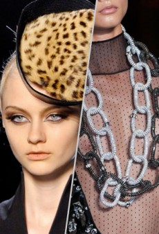 20 Bags, Shoes and Baubles that Made Couture Week Even Hauter