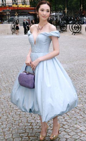 <> at Hotel Potocki on July 2, 2013 in Paris, France.