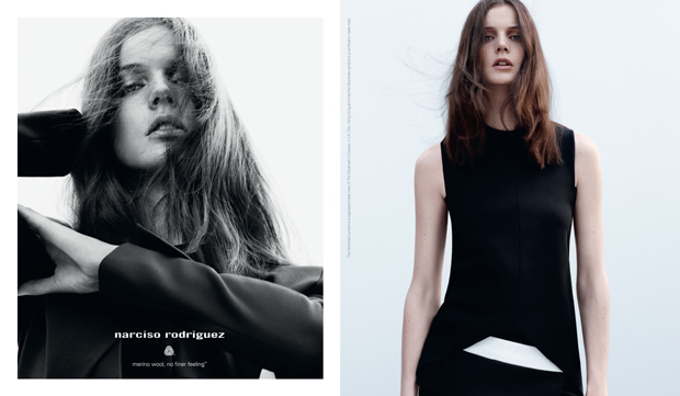 Image: Narciso Rodriguez for Merino Wool