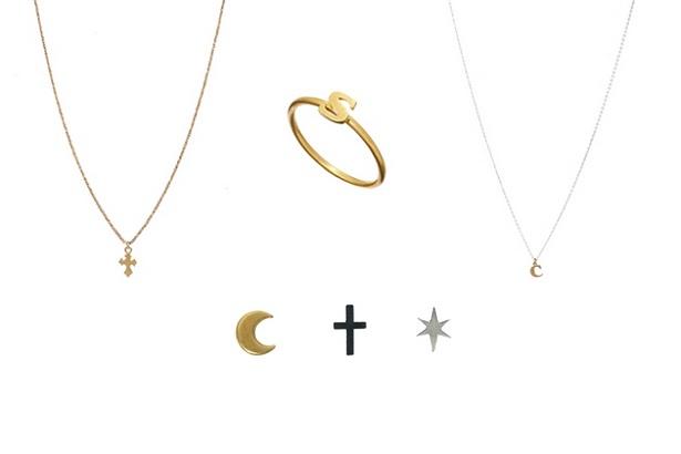 Dogeared simple jewellery l
