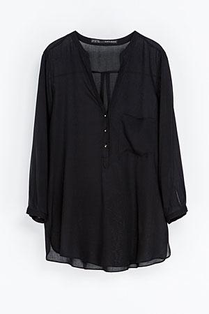 Zara-black-top