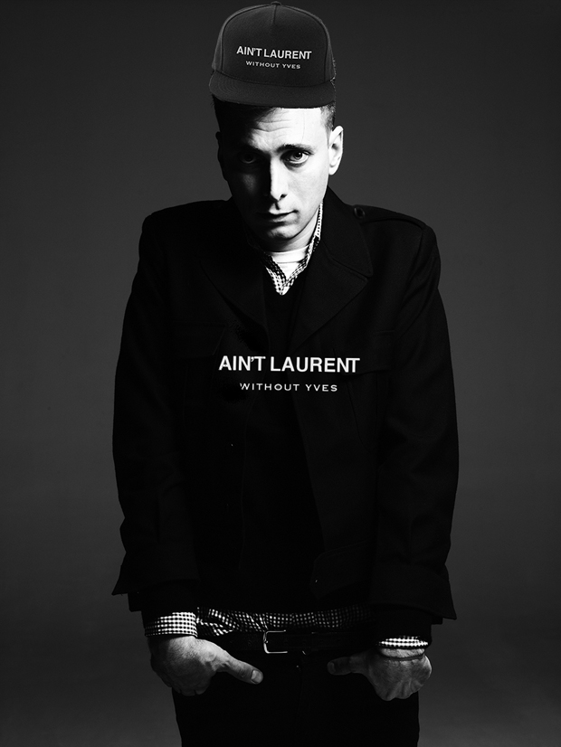 Saint Laurent Ends Relationship With Colette Over Parody T