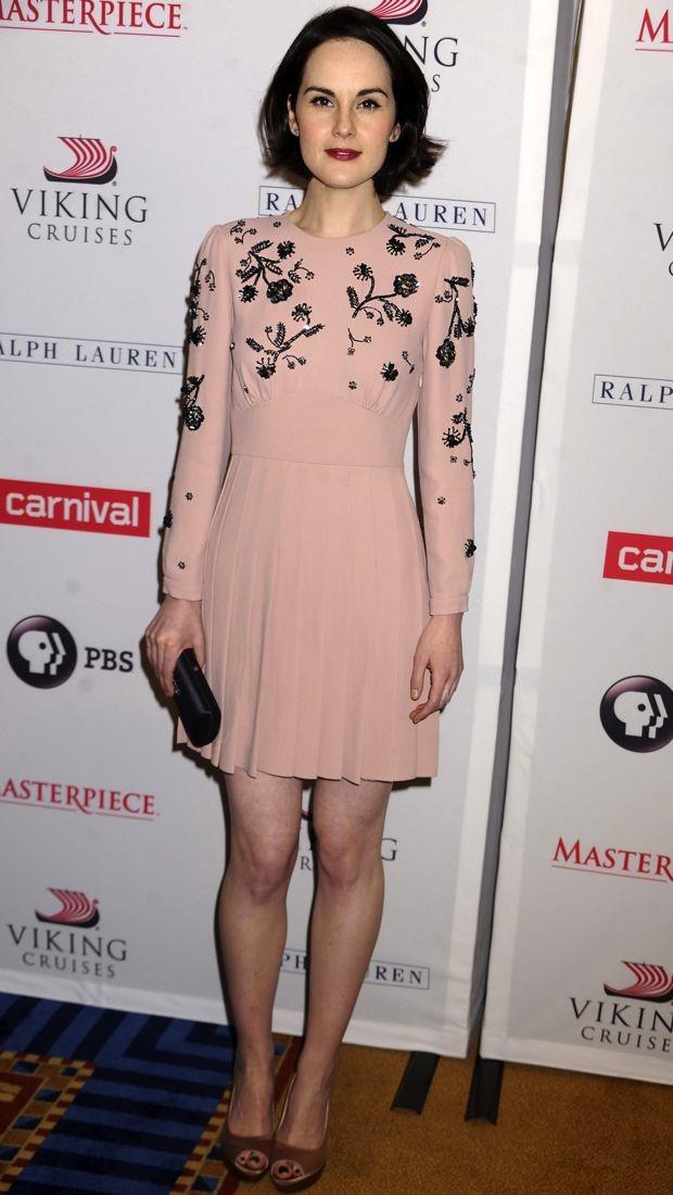 Michelle Dockery Previews Season Four Of Downton Abbey In
