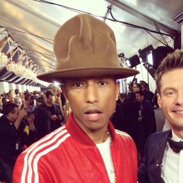 Pharrell Mountie Hat