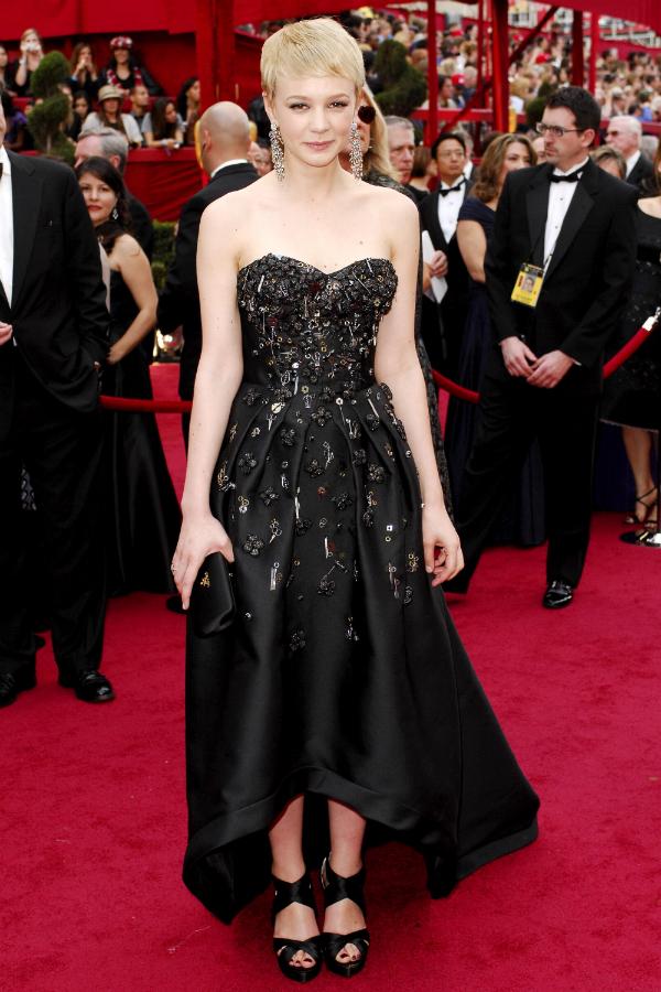 A Crime Against Prada Carey Mulligan Reveals Her Oscars