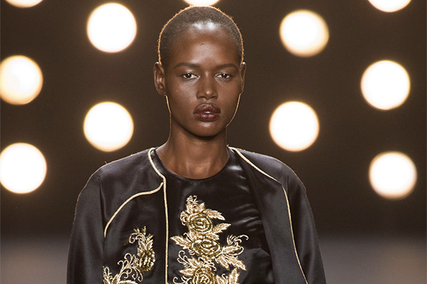 racism in the fashion industry  was ajak deng canceled