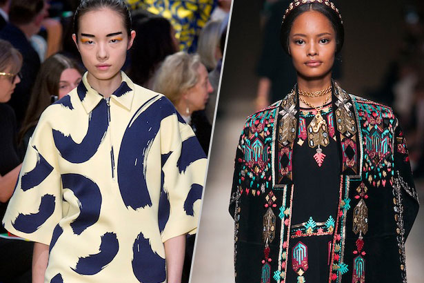Fashion Trend Spring 2014: Global Influence