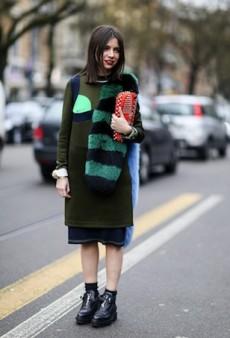 Milan Fashion Week Street Style: Bring Your A-Game