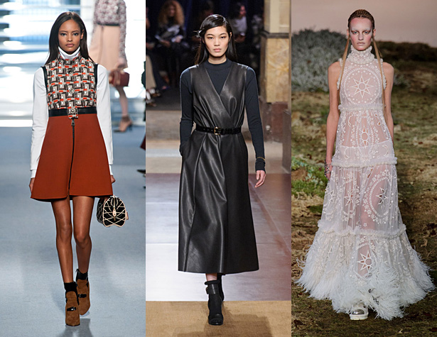 The Hits: Louis Vuitton, Hermes, Alexander McQueen. Images via IMAXtree.