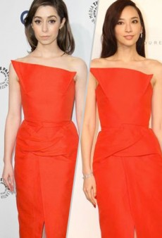 Style Showdown: Cristin Milioti and Pace Wu in Roland Mouret and More Matching Celebs