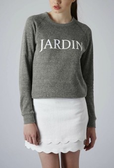 Say What? Slogan Sweatshirts for Spring