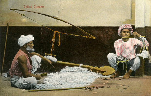 indian cotton cleaners