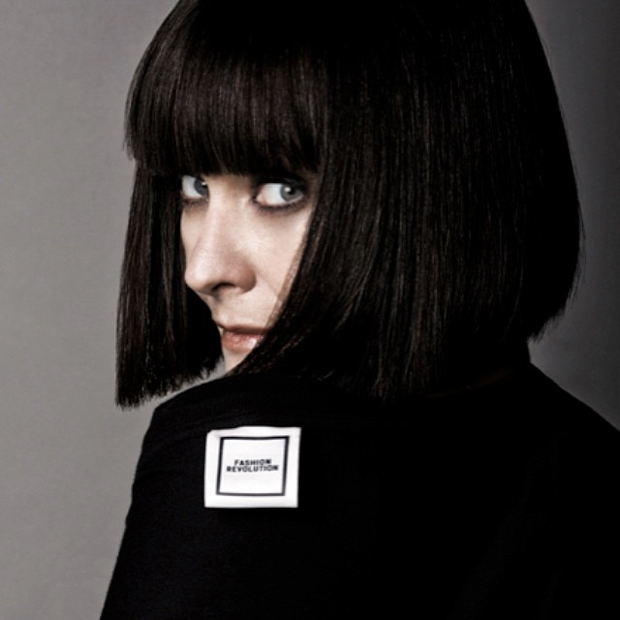 Corrinne Drewery Swing Out Sister Fashion Revolution Day InsideOut